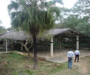 Galpão (Atual Refeitório) - 2007