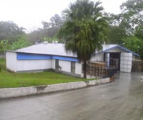 Galpão (Atual Refeitório) - 2010