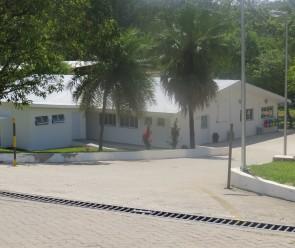 Galpão (Atual Refeitório) - 2014